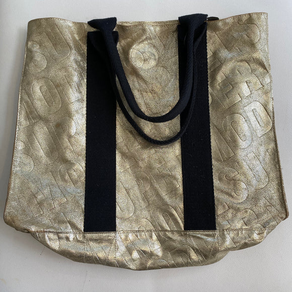 VICTORIA SECRET Gold Tote Bag