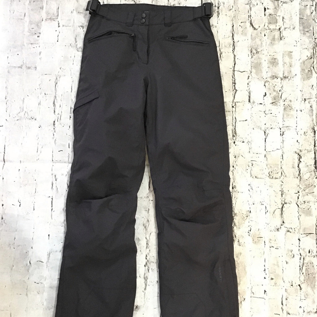 QUEST Women's Black Ski Pants Size S