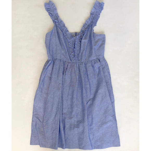 BANANA REPUBLIC Denim Dress Size 14
