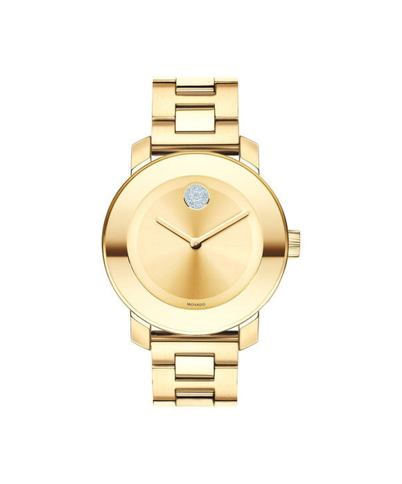 MOVADO Bold Gold Women's Watch