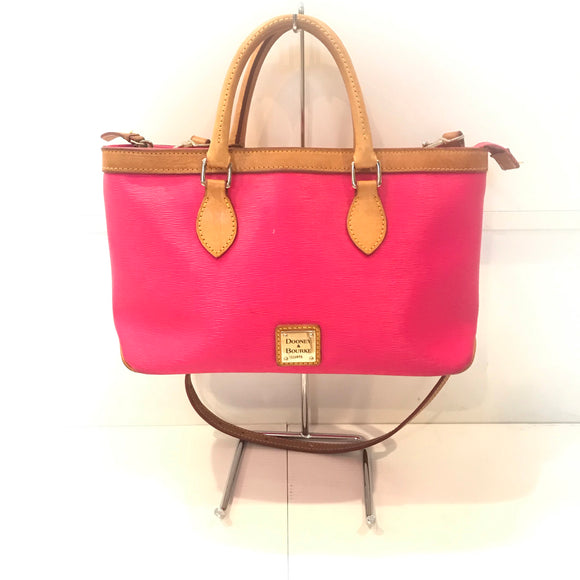 Dooney And Bourke Hot Pink Handbag