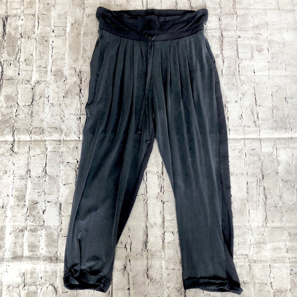 SKIN Slate Blue Workout Pants Size 1