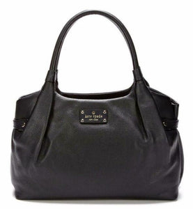 KATE SPADE Black Stevie Berkshire