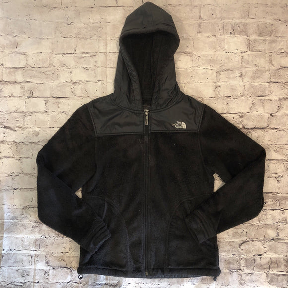 THE NORTH FACE SIZE SMALL ZIP UP JACKET