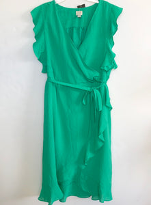 BOUTIQUE Short Green Dress Small