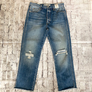 AMO Loverboy High Rise Jeans Size 27 NWT