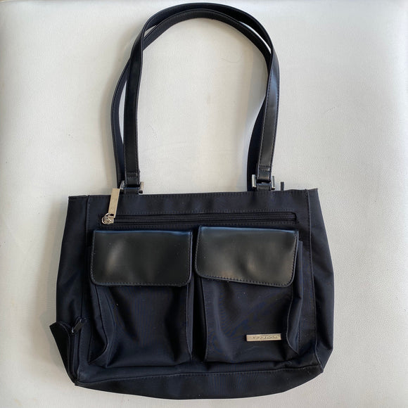 ROSETTI Black Nylon Handbag