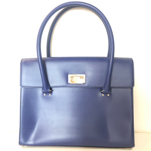 KATE SPADE Royal Blue Satchel NWOT