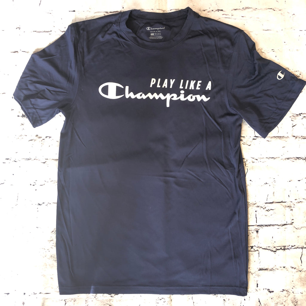 "CHAMPION ""Like A Champion"" Short Sleeved Tee"