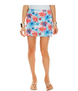 LILLY PULITZER Tate Firework Skirt Size 2