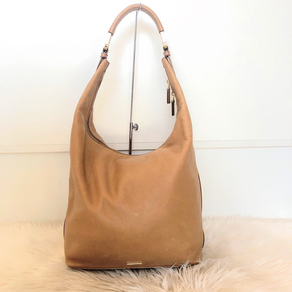 GUCCI LAMBSKIN LEATHER HOBO