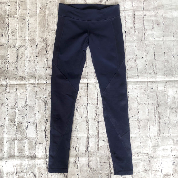 ALO Navy Leggings Size S