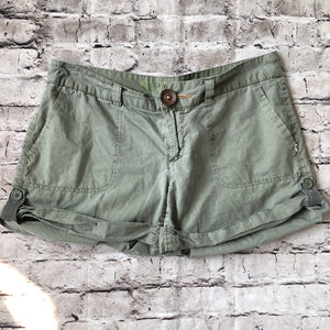 BOUTIQUE Olive Green Shorts Size 8