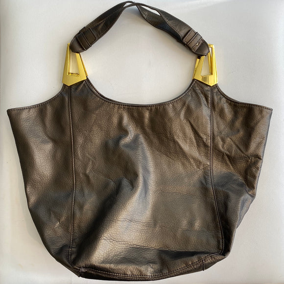 BOUTIQUE Brown Large Shoulder Bag