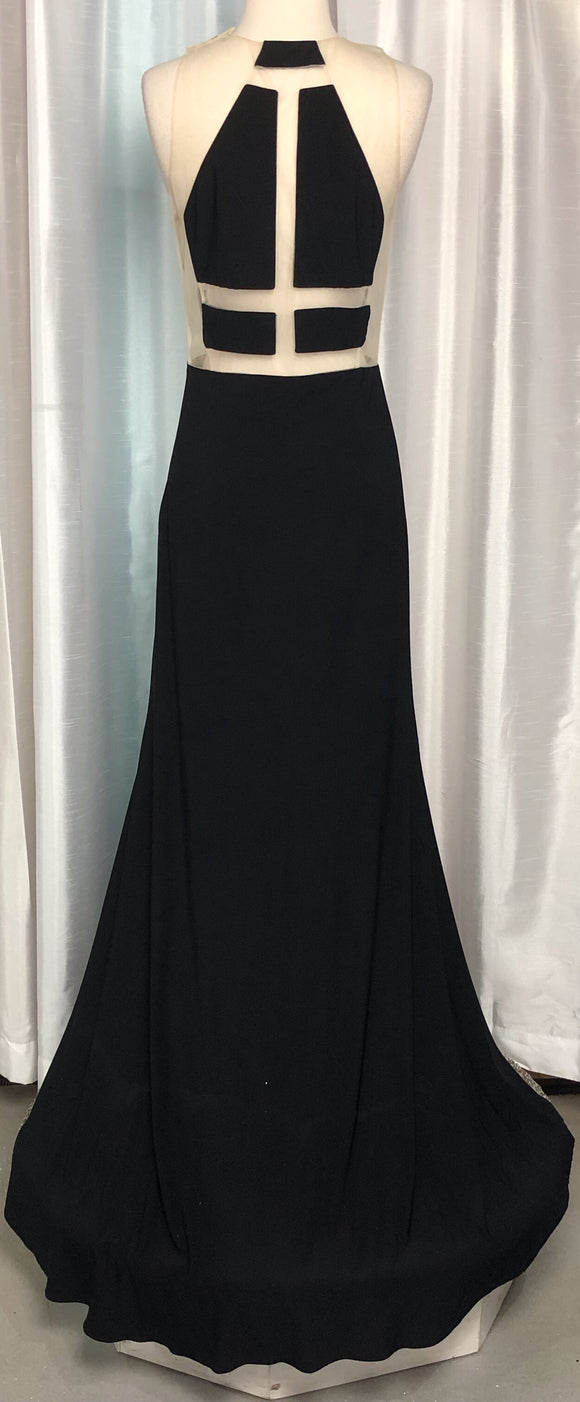 GLAM GURLZ LONG DRESS SIZE 10