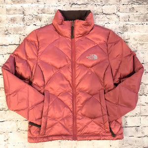 THE NORTH FACE ACONCAGUA 550 PUFFER JACKET SIZE XS