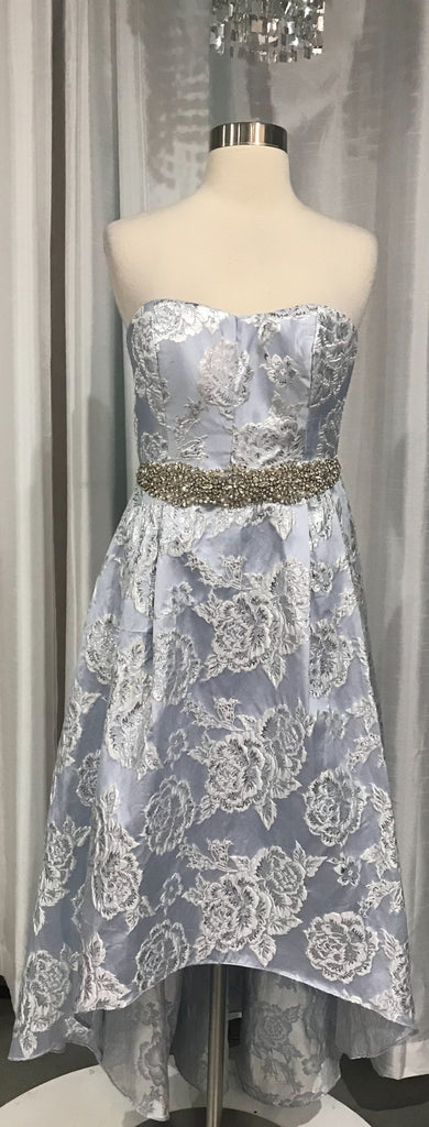 CACHET Periwinkle High-Low Gown Size 12