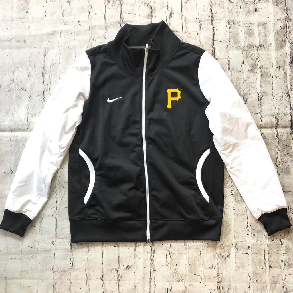 NIKE Pirates Zip Up Size L