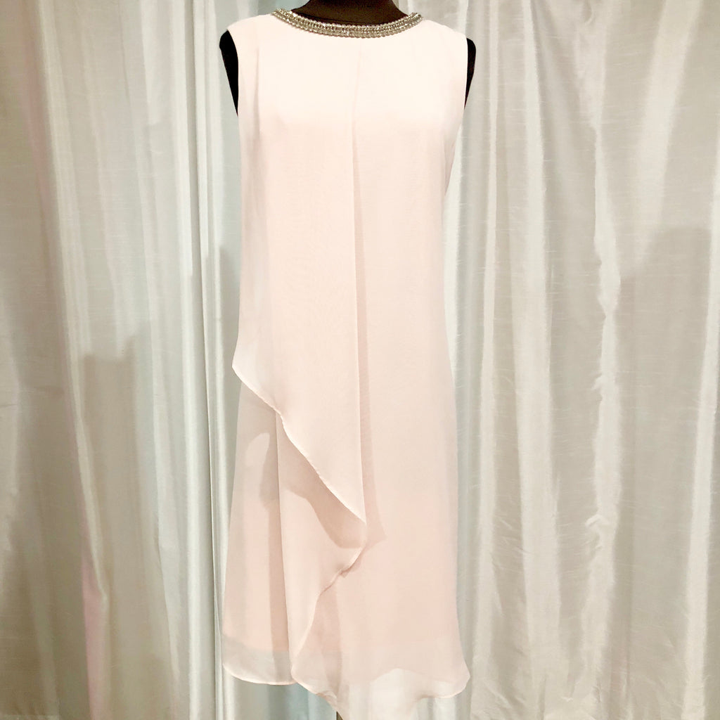 BOUTIQUE Short Blush Dress Size 12