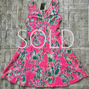 LILLY PULITZER Dahlia Dress