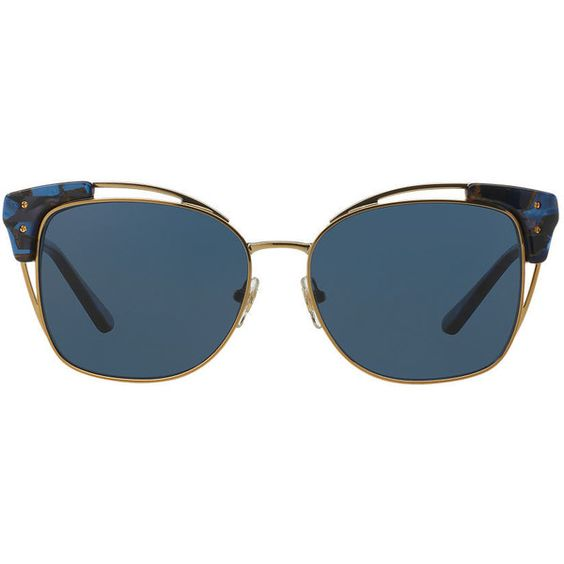 TORY BURCH Women's TY6049 Fashion Square Sunglasses