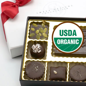 Vegan Organic Chocolate