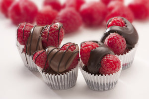 Chocolate Raspberry Cups - For Pick-up
