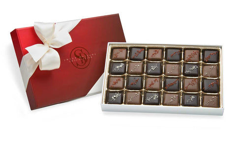 Sea Salt Caramel 24pc. Box