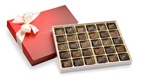 Sea Salt Caramel 30pc. Box