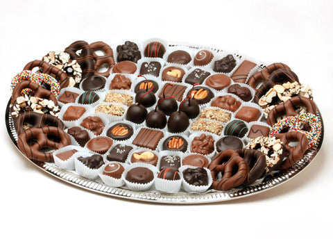 Junior Executive Chocolate Tray