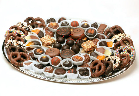 Executive Chocolate Tray