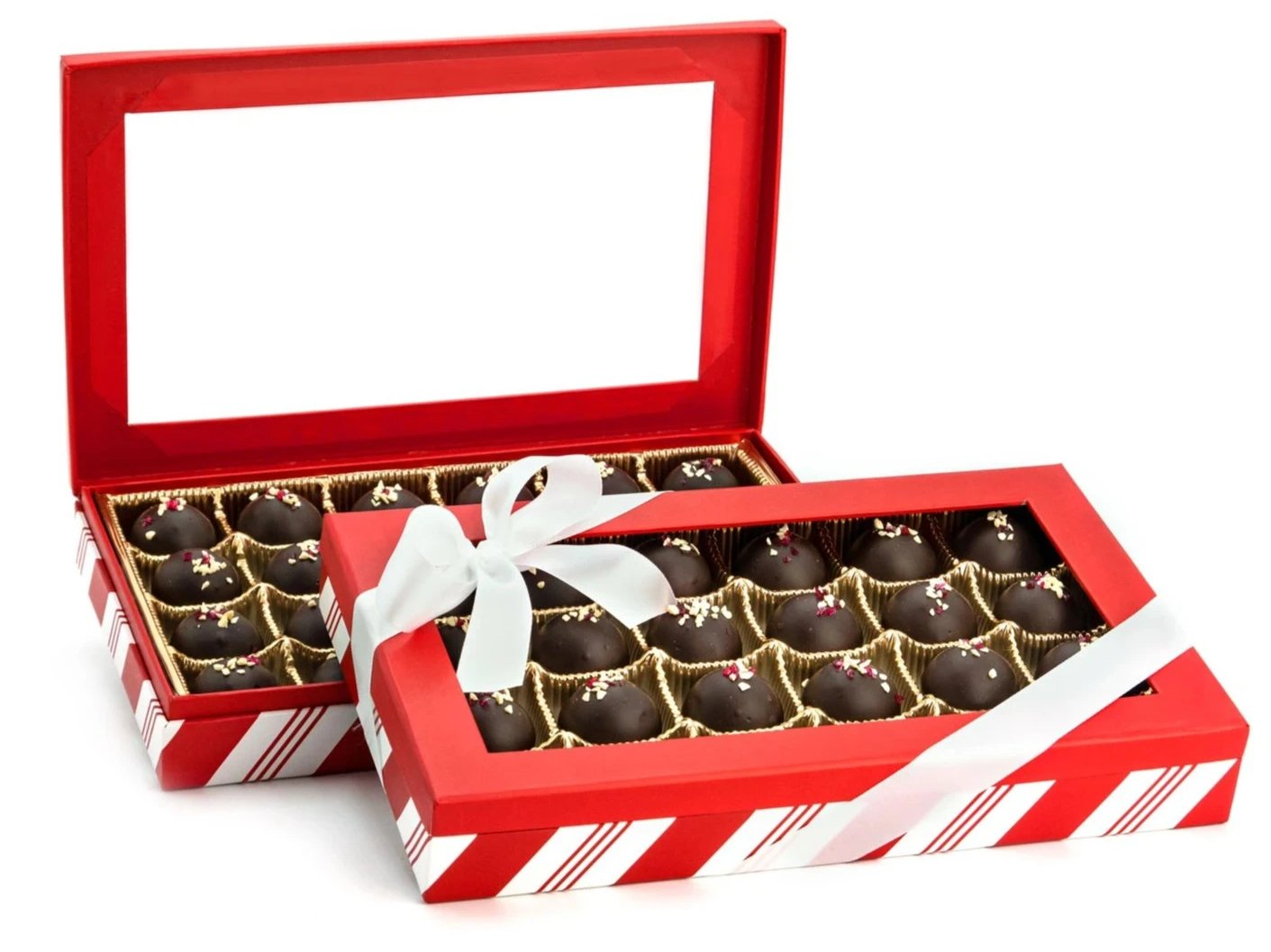 Peppermint Truffles