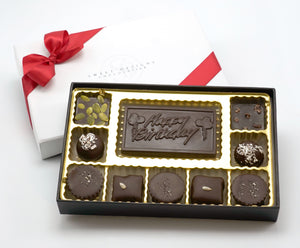 Vegan & Gluten Free 70% Dark Chocolate Mini Special Occasion Assortment