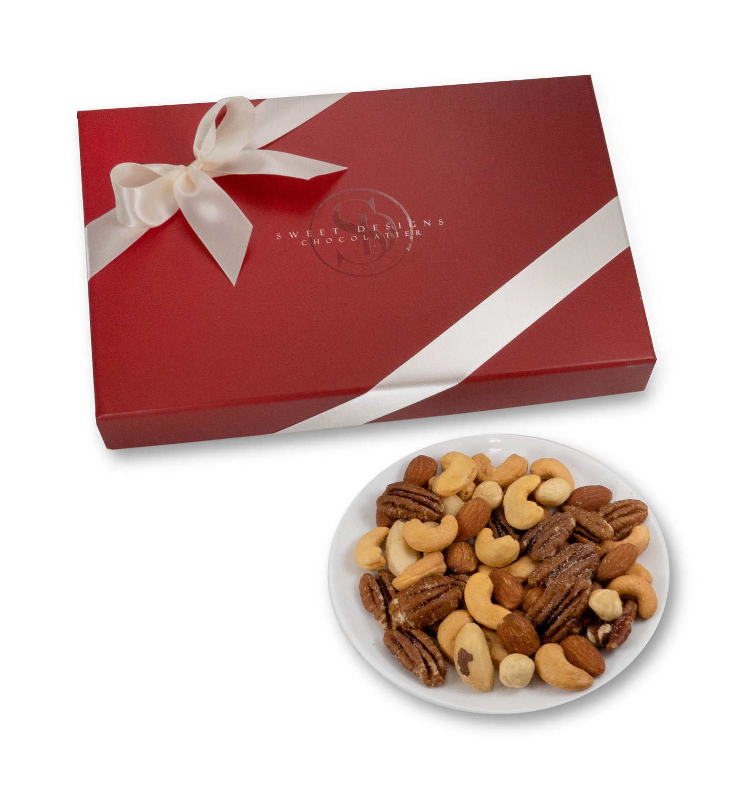 Mixed Roasted Nuts or Cashews
