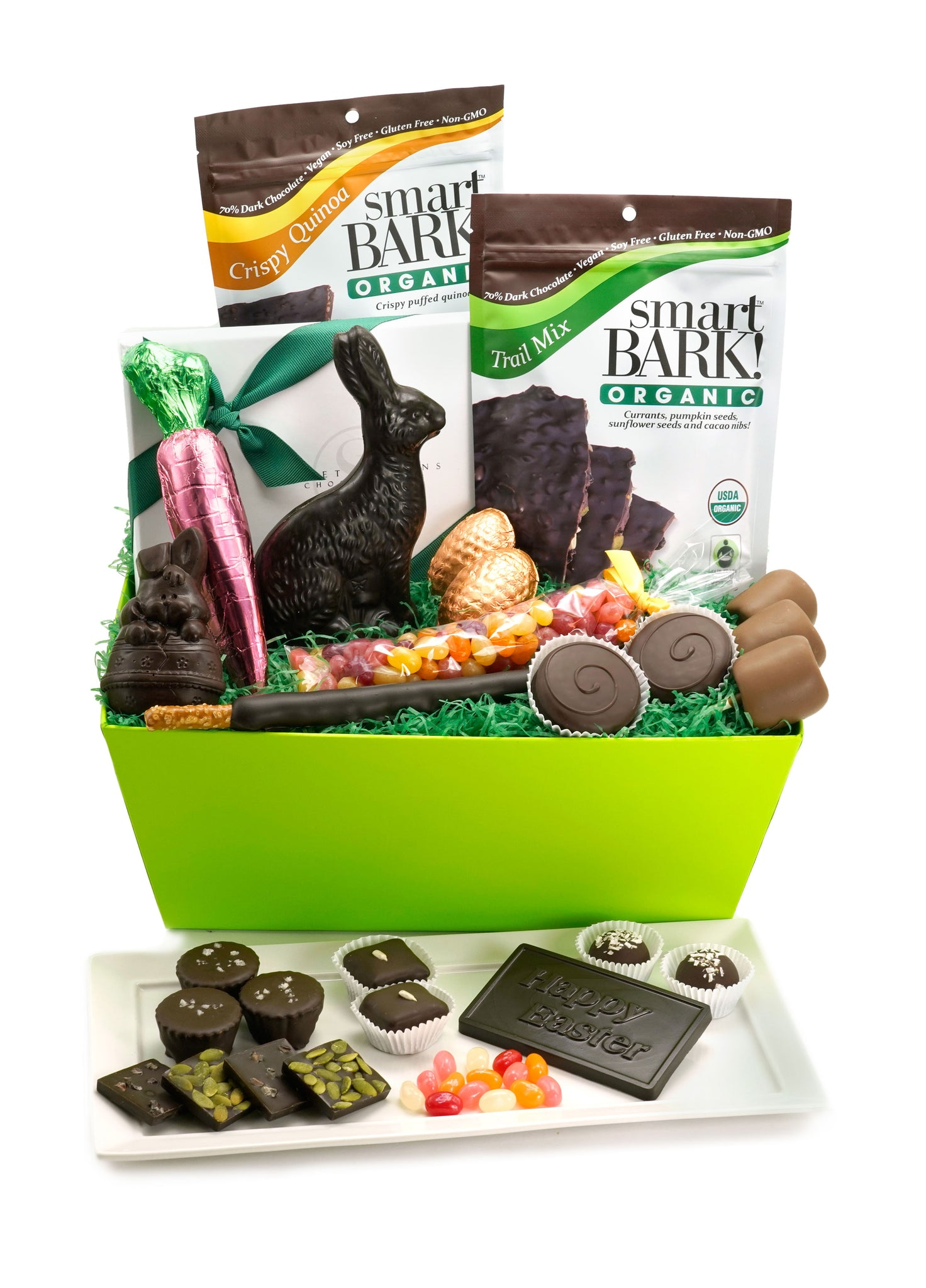 Vegan Easter Basket