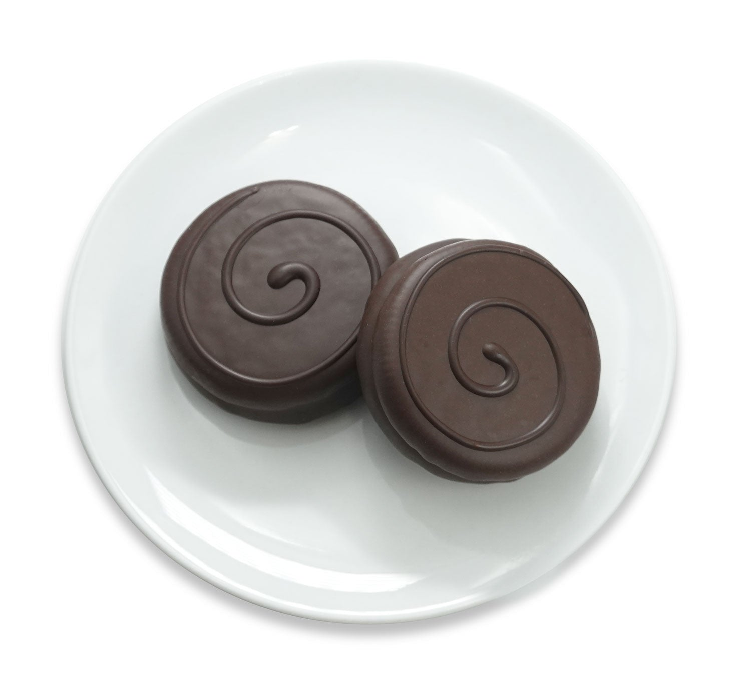 Vegan 70% Dark Chocolate 2 pc. Newmans-O's™