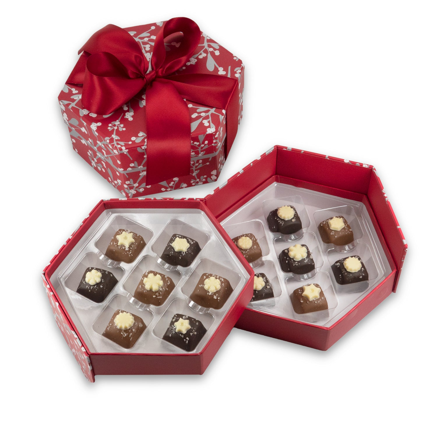 Let it Snow! Salted Caramel Box