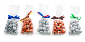 Sports Balls Milk Chocolate