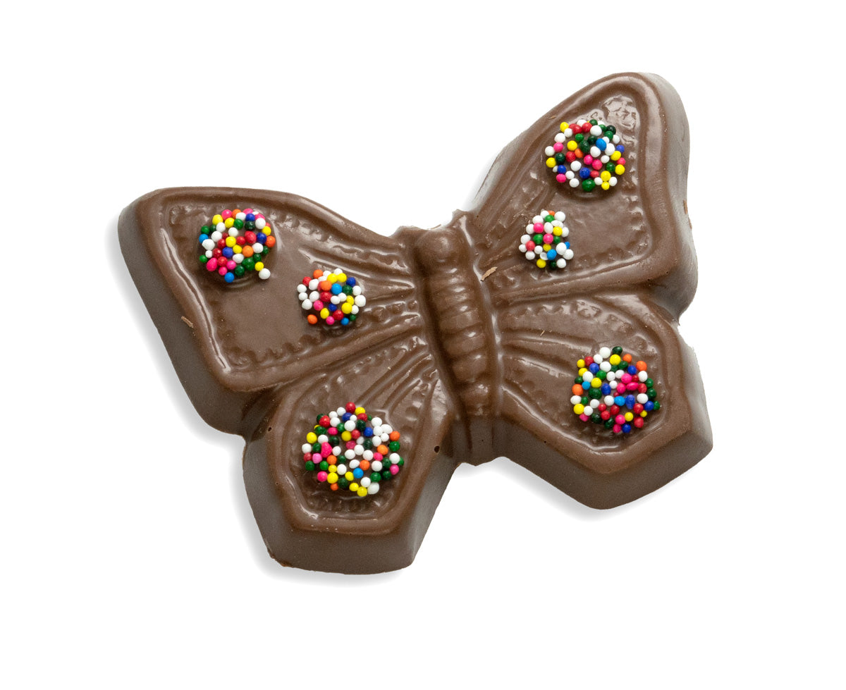 Milk Chocolate Butterfly