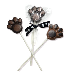 Dog Paw Lollipop 1pc.