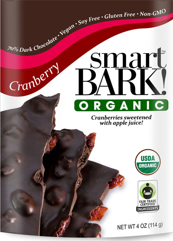 smartBARK! Cranberry 2 Pack