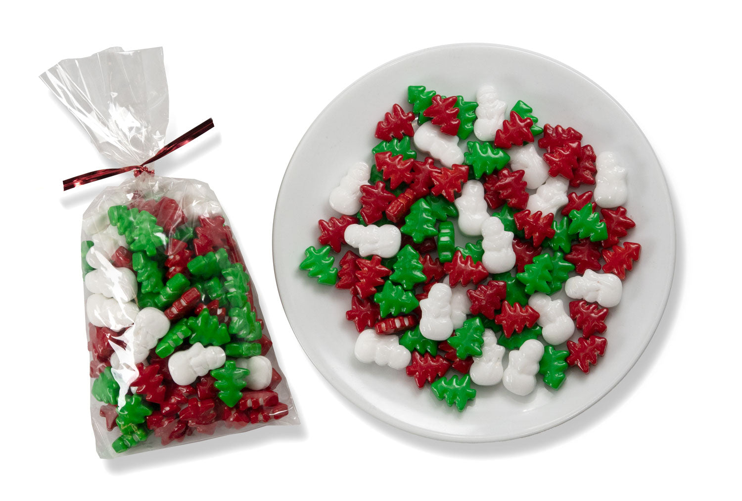 Sweet n' tart Christmas Candies