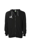 Classic R Unisex Zip Up Hoodie (4 Colors)