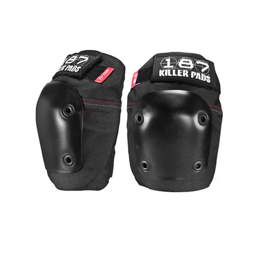 187 FLY KNEE (BLACK/BLACK) - Urban Ave Boardshop