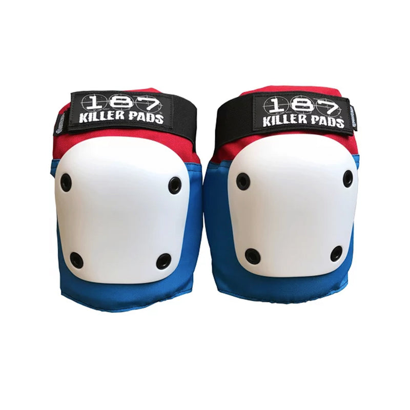187 FLY KNEE (RED WHITE BLUE) - Urban Ave Boardshop