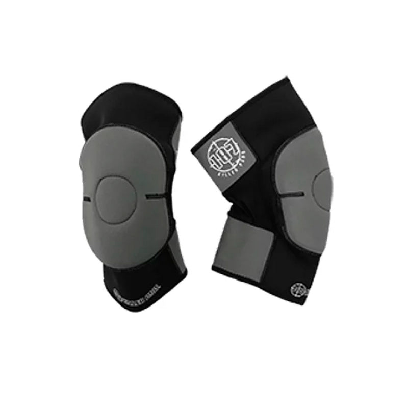 187 KNEE GASKET (BLACK/GREY) - Urban Ave Boardshop