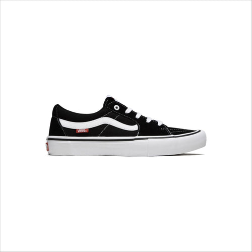 VANS Sk8-Low Pro Black/White - Urban Ave Boardshop