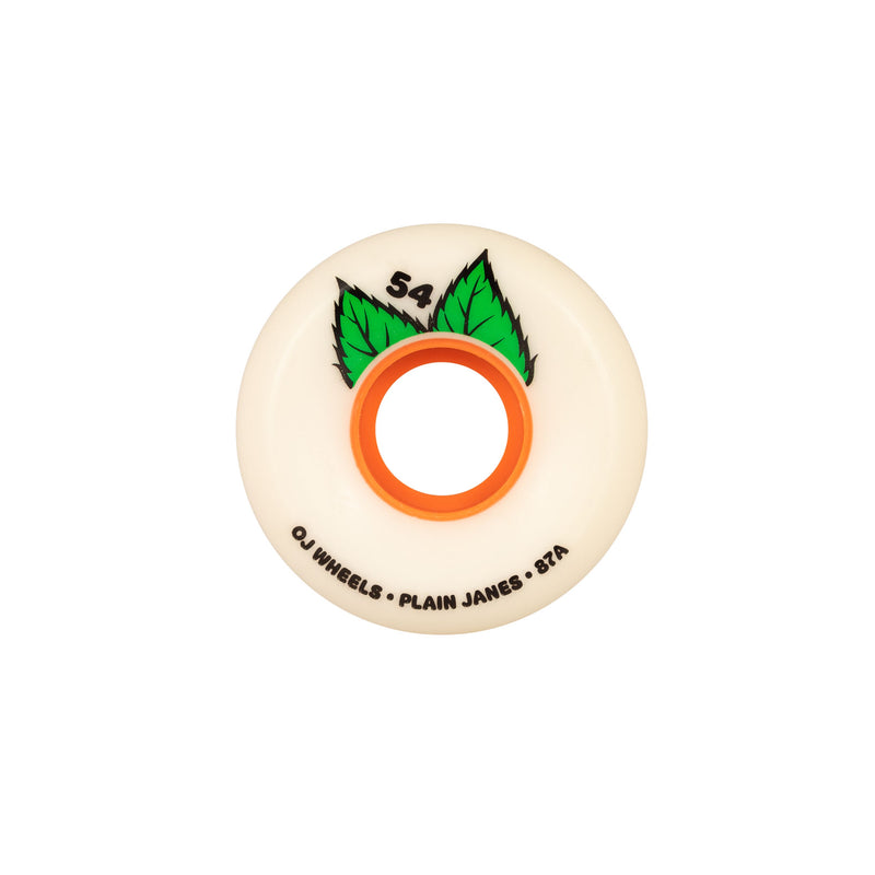 OJ Plain Jane Keyframe 54mm 87a - Urban Ave Boardshop