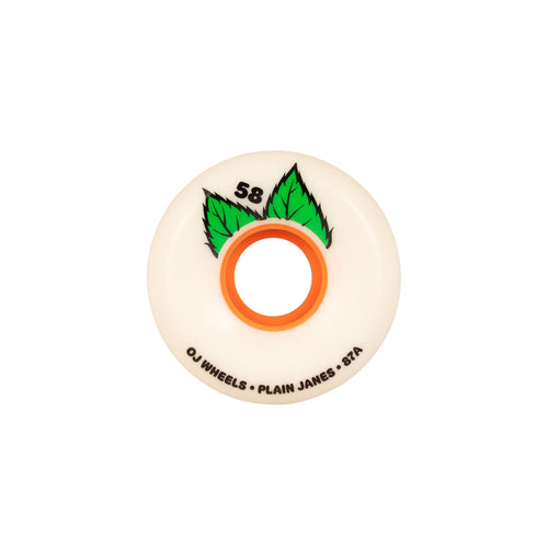 OJ Plain Jane Keyframe  58mm 87a - Urban Ave Boardshop