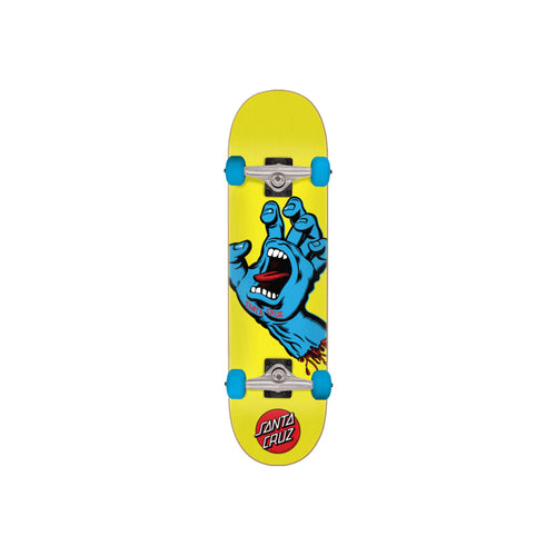 Santa Cruz Screaming Hand Mini 7.75in x 30.00in - Urban Ave Boardshop